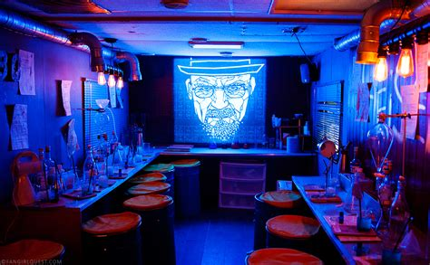 Backyard Football Characters Abq London A Breaking Bad Themed Pop Up Bar