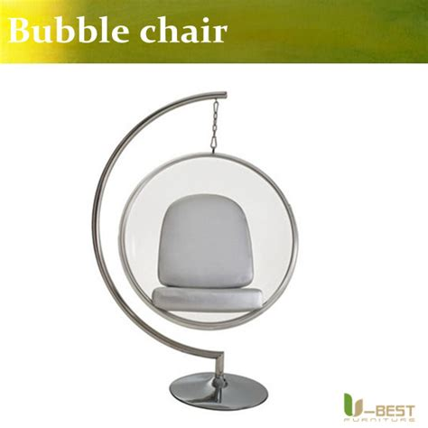 bubble swing chair u best high quality hanging bubble chair acrylic swing