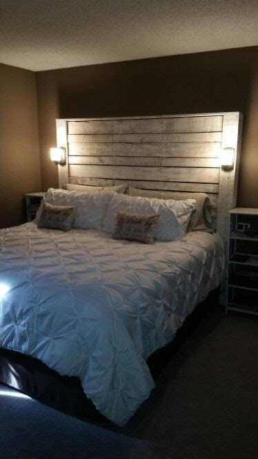 making a pallet headboard pallet headboard pallet projects pinterest beautiful