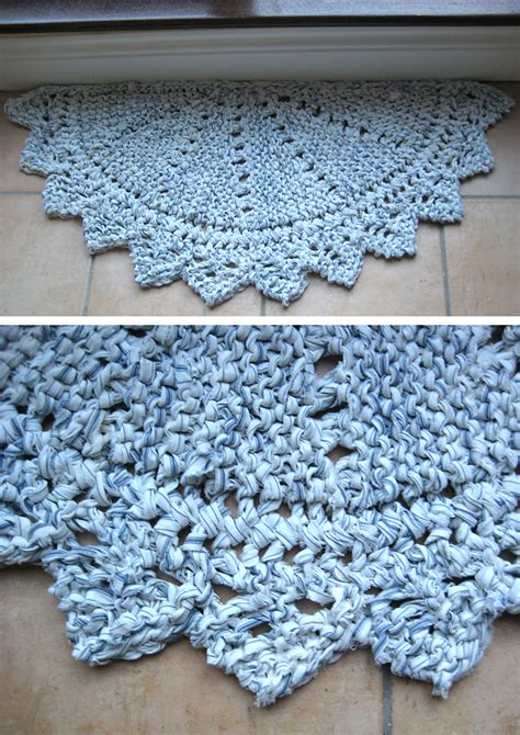 rag rug design patterns knitting patterns for the bath in the loop knitting