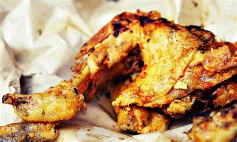Bebek Bakar Kremes 1 2 Ekor Rumah Cobek Frozen Food resep cara membuat ayam bakar bumbu kuning resep masakan indonesia tradisional