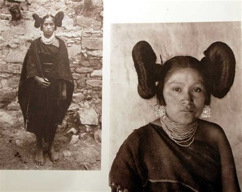 hairstyle for hopi indian girls hopi and taos