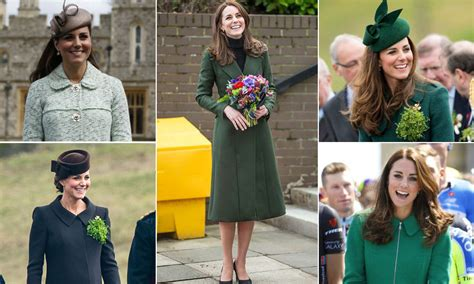 s day kate hazeltine the duchess of cambridge s best green ensembles foto 1