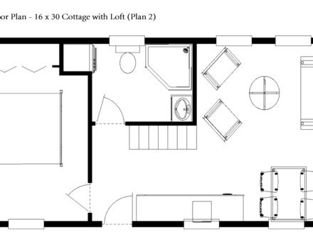 20 x 30 cabin floor plans with loft 14 x 24 manufactured 1920s craftsman house plans 2 bedroom cottage 2 bedroom