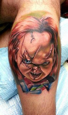 chucky tattoo designs chucky ideas