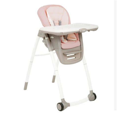 joie multiply  flowers  high chair baby