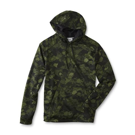 Camouflage Your Shopping by Chion S Performance Hoodie Camouflage