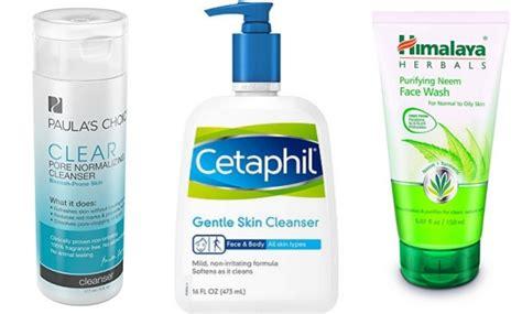 Pembersih Wajah Himalaya 3 pembersih wajah untuk kulit sensitif daily