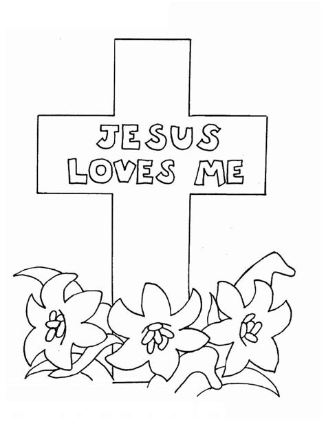 love coloring pages for sunday school jesus color pages jesus loves me coloring pictures