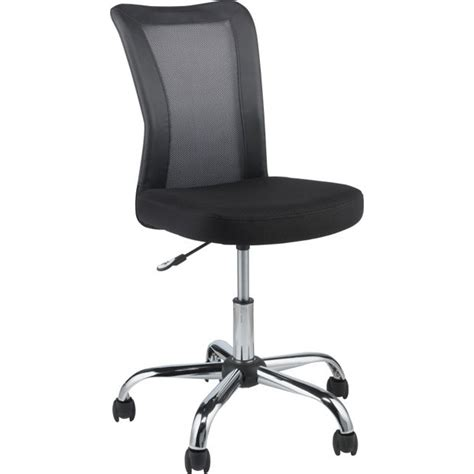 buy reade mesh gas lift adjustable office chair black at