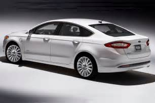 new ford fusion 2015 and ford fusion hybrid mpg review specs
