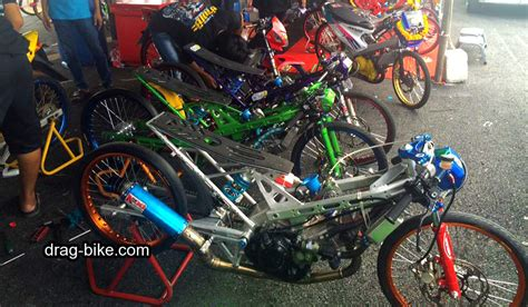 44 foto gambar modifikasi honda sonic drag bike thailand