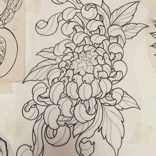 oriental tattoo outlines pin by anna kav on inked pinterest tattoo flowers and