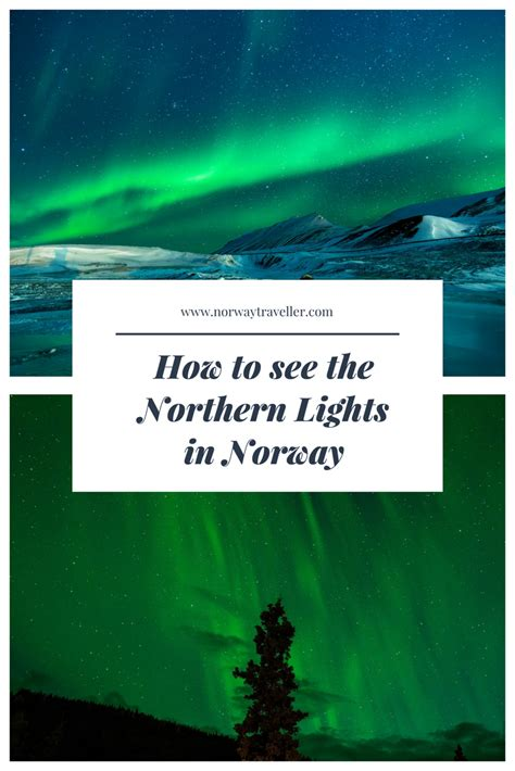 can you see the northern lights in oslo northern lights in travel guide