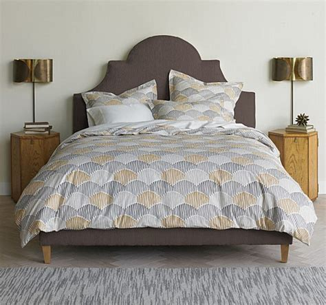 scalloped bedding stunning summer bed and bath decor