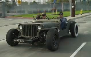 Hotrod Jeep Roadkill Drives A Ratty Jeep Rat Rod From L A To Arizona