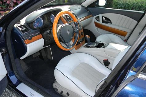 maserati models interior 2008 maserati quattroporte sedan 201898