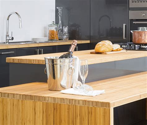 bamboo bench tops bamboo kaboodle kitchen