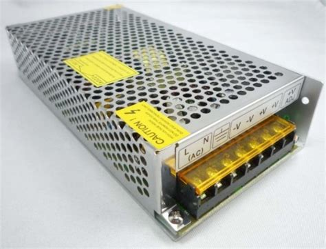 Power Supply Adaptor 12v 10a Oska 12v 10a led power supply from china manufacturer