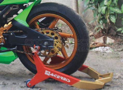 Sticker Velg Marchesini Sepasang Depan Dan Belakang konsep modifikasi kawasaki green gp di 250 otosia