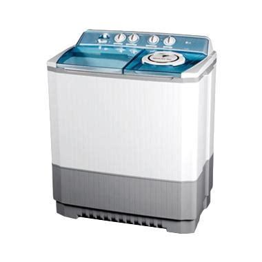 Mesin Cuci Lg Di Jambi jual lg wp1460r mesin cuci tub harga