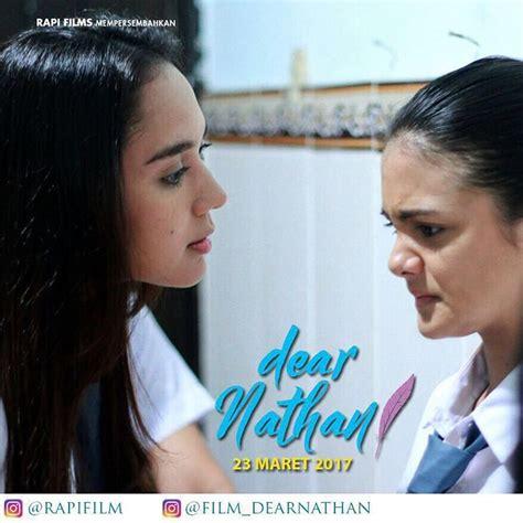 film full movie dear nathan 10 potret amanda rawles aktris muda cantik pemeran salma