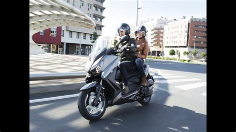 yamaha  max cc cc scooter official  full hd