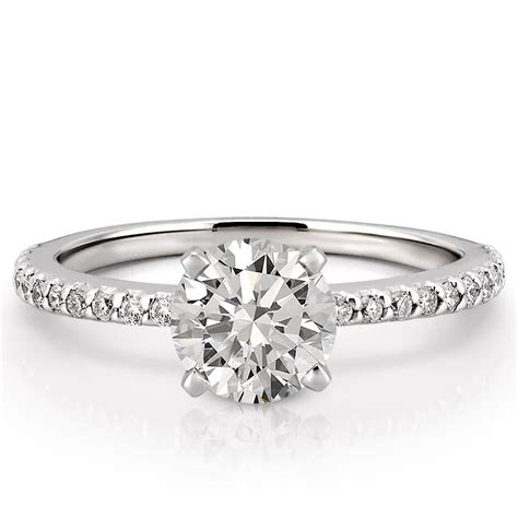 engagement ring dainty engagement ring petite diana engagement ring do