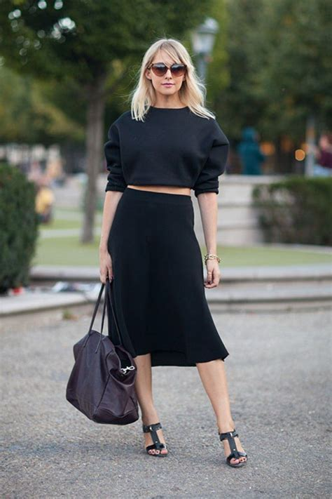are midi skirts the best thing in fashion or what