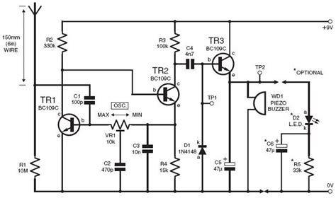 transistor bc547 circuit bjt can a lightning detector s transistors be substituted with bc547 or 2n3904 electrical