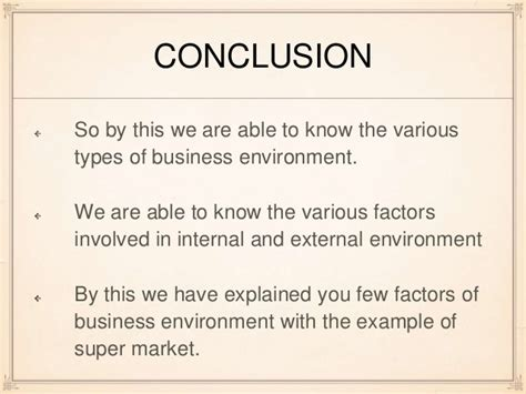 Business Environment Notes For Mba Ppt by Factors Affecting Business Environment