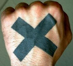 X Tattoo Meaning On Hand | project 54 the h 228 agen dazs daily