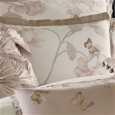 lenox bedding lenox quot butterfly meadow quot king bedding comforter set collection taupe 13pc ebay