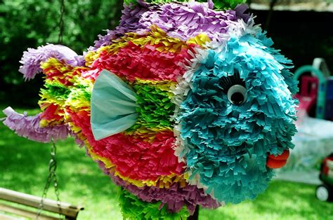 How To Make A Pinata Without Paper Mache - dolphin pi 241 ata boy