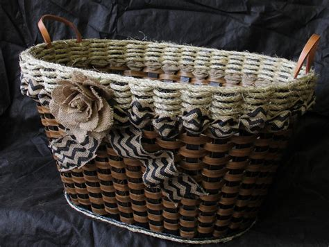 shabby chic laundry basket shabby chic collection laundry basket w flower foxcreek