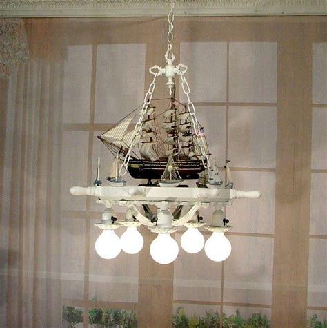 Ship Wheel Chandelier Nautical Sailing Ship Wood Ship S Wheel Chandelier Ceiling Light Boat L Wow Boats Sailing