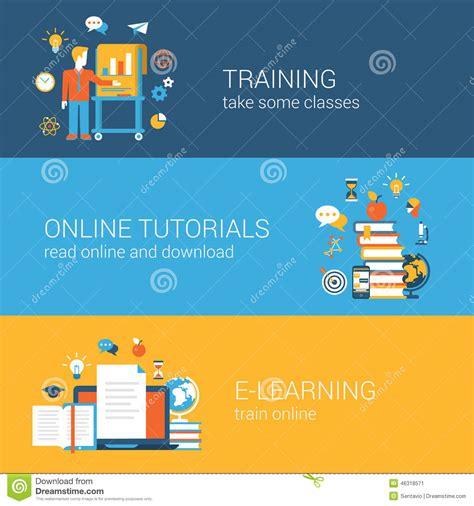 tutorial on vector flat education training online tutorial e learning
