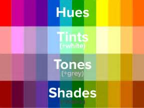 define tone color the basics of the color wheel for presentation design