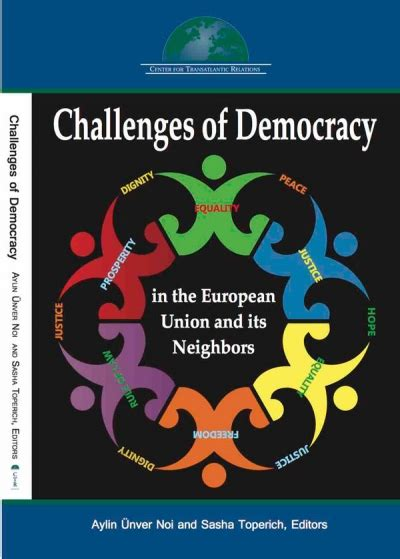 challenges of union challenges of democracy in the european union and its