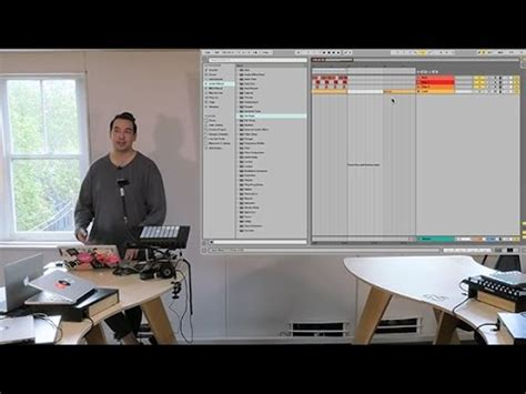 ableton swing ableton live tutorial adding swing to tracks with