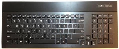 Keyboard Pc Asus Asus G74 Republic Of Gamers Laptop Keyboard Key