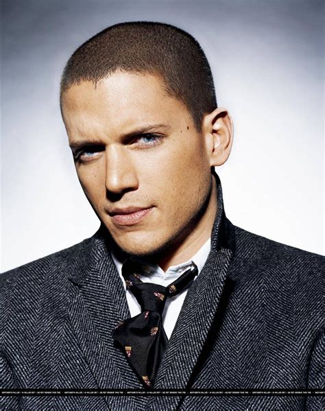 mike miller short haircut wentworth miller photo 86 of 87 xyface