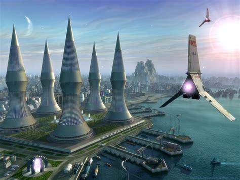 building design 30 cool hd wallpaper hivewallpaper com alien city 3d alien city 11312