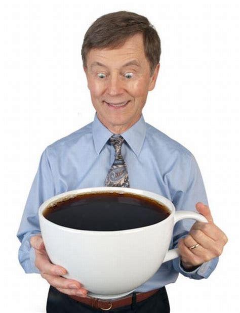 big coffee big cup of coffee 1funny
