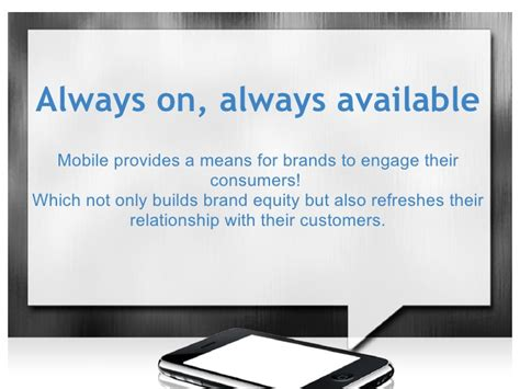 Marketing Education 5 by Mobile Marketing Education Powerpoint