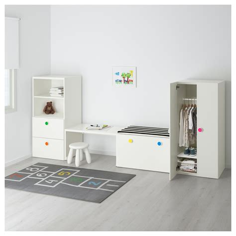 ikea stuva bench stuva f 214 lja storage combination with bench white