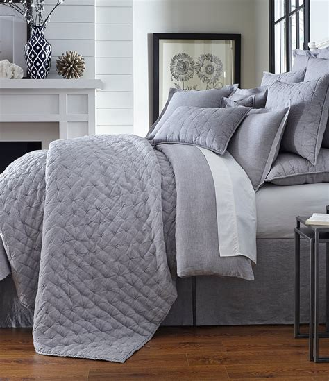 southern bedding southern living heirloom linen quilt dillards