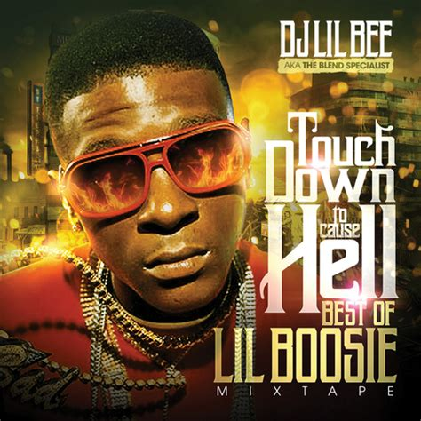 lil boosie first album lil boosie touch down to cause hell the best of lil