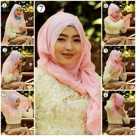 tutorial hijab paris pesta bisikan com tutorial hijab untuk pesta 8