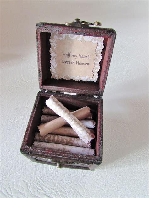 sympathy gift bereavement gift grief gift memory scroll